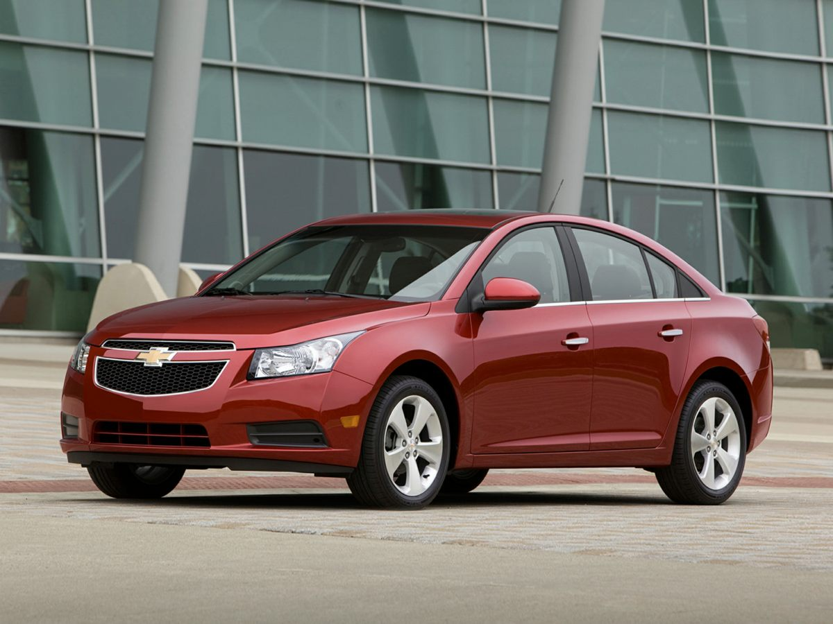 Cruze chevy cruze 1lt : Pre-Owned 2013 Chevrolet Cruze 1LT 4D Sedan in North Hollywood ...